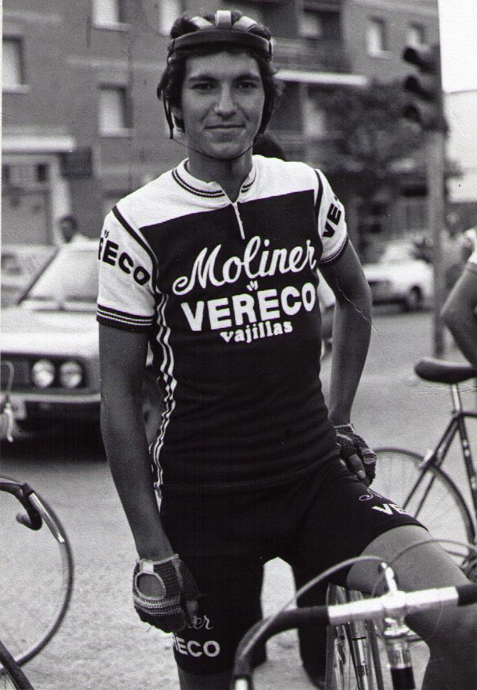 Eduardo Chozas, 1979 Equipo amateur Moliner Vereco (18 años)