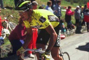 Eduardo Chozas 1990, equipo ONCE