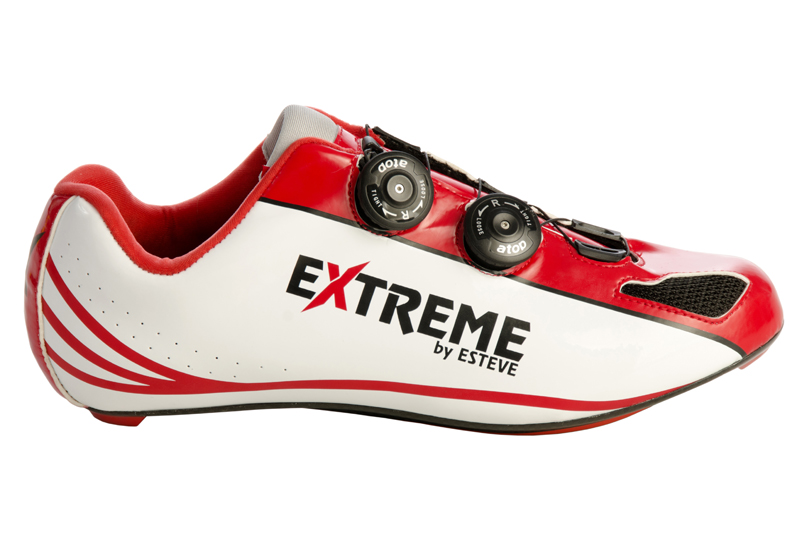 Zapatilla de carbono Extreme 220 gr 190 € novedad para agosto!
