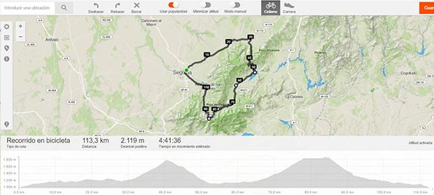 Ruta 1: Navafría y Cotos por el Valle del lozoya