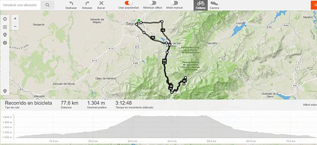 Ruta 4: Las Siete Revueltas - Valdesquí