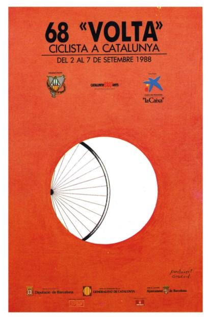 la primera Volta de Miguel Indurain