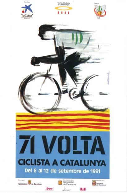 LA VOLTA DE 1991